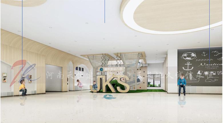 菁凯斯幼儿园设计效果图